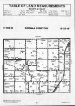 Map Image 001, Winnebago County 1991